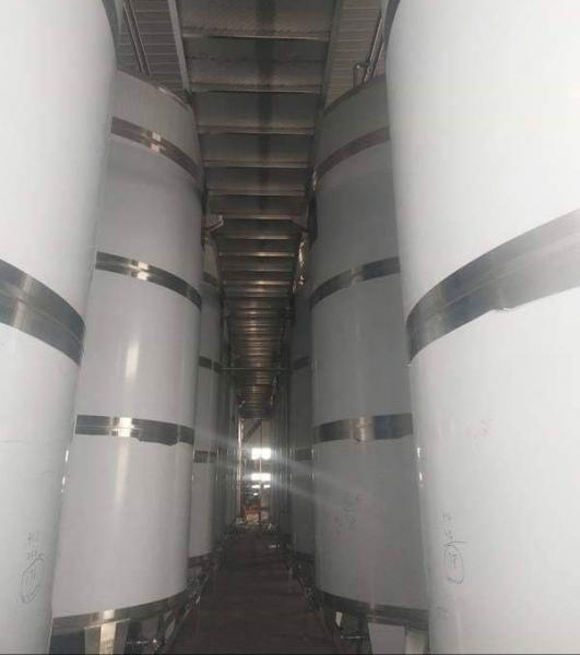 Емкость для молока ОХР 25