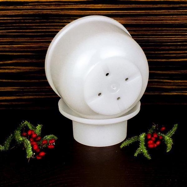 Форма для сыра крошка Гауда 0,5 л, шарообразная