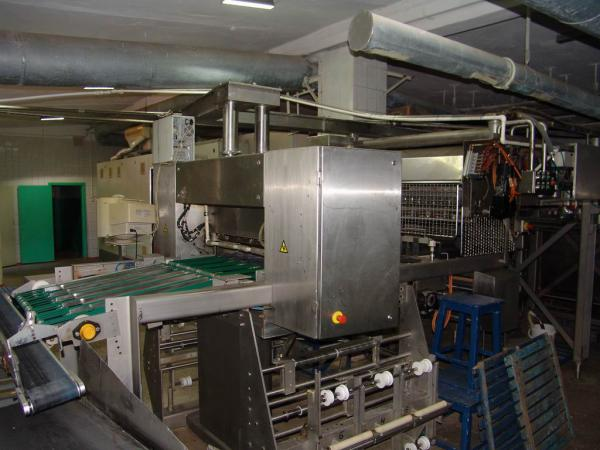 Линия производства эскимо
