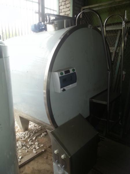 Охладитель молока - на 4000 л M3-4000 3ДТ