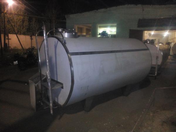 Охладитель молока - на 6000 л M3-6000 3ДТ