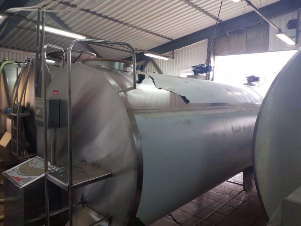 Охладитель молока