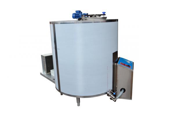 Охладители молока - открытого типа( ОМОТ Вертикальные) молочные танки BEST MILK 100л