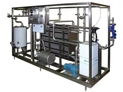 Пастеризационно охладительная установка ПОУ