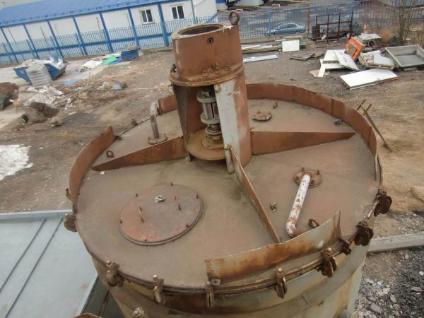 Реактор - термосбраживатель эмалированный