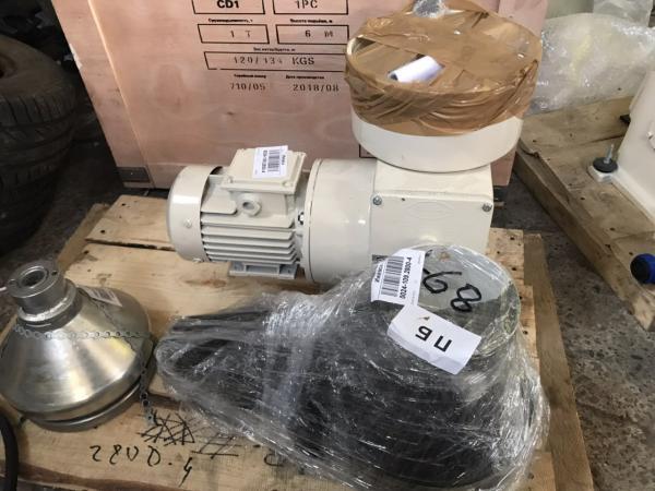 Сепаратор-сливкоотделитель, 500 л/ч