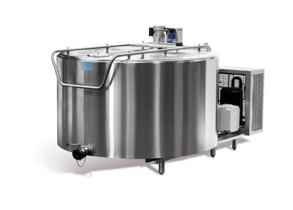 Танк охладитель молока - открытого типа (ОМОТ)