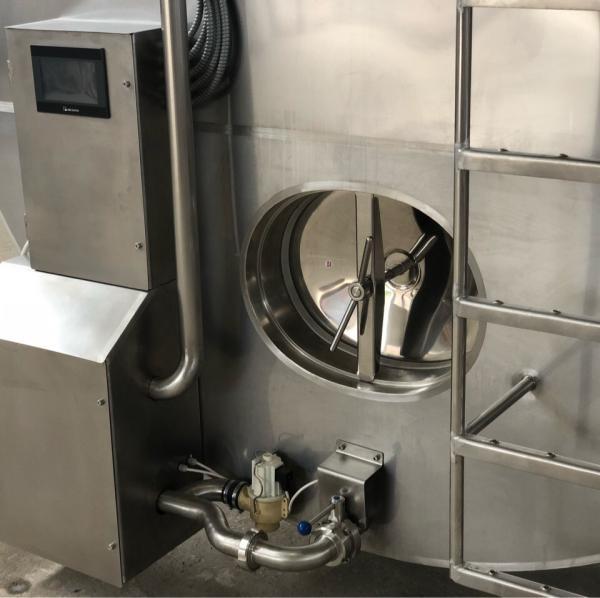 Танк-охладитель молока - закрытого типа (ОМЗТ)