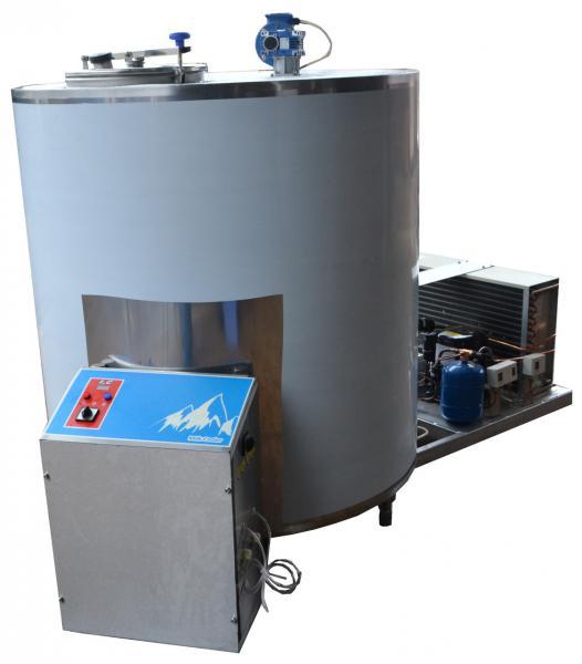 Танки охладители молока - закрытого типа ( ОМЗТ ) молочные танки BEST MILK 100 л