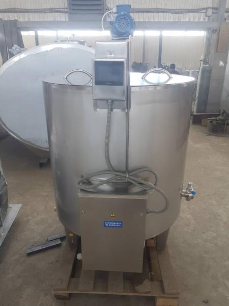 Ванна длительной пастеризации 75-1500л