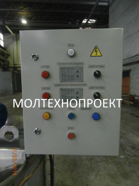Ванна длительной пастеризации ВДП-1000