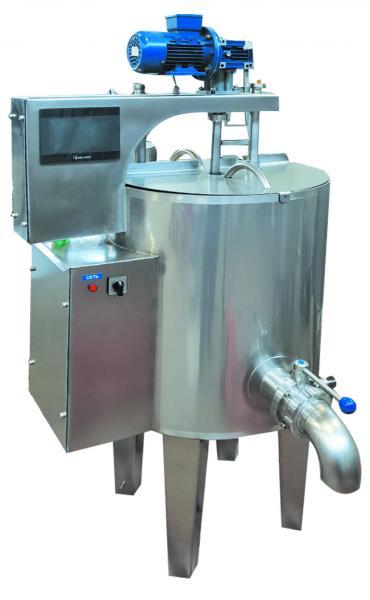 Ванна длительной пастеризации ВДП, V-200 л