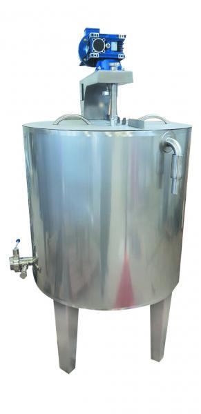 Ванна длительной пастеризации ВДП, V-800 л