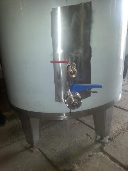 Ванна длительной пастеризации - на 100 литров M5-100
