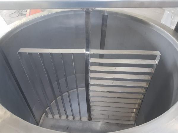 Ванна для изготовления кисломолочных продуктов - (Сыроварня) 75-1500л