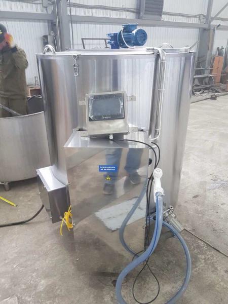 Ванна для изготовления кисломолочных продуктов