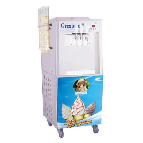 Аппарат для приготовления мягкого мороженого BQL-F22