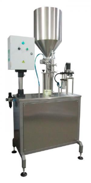 Автомат для розлива молочных продуктов - в пэт бутылки