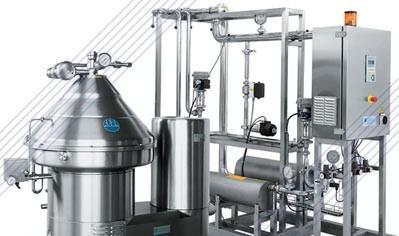 Автоматический нормализатор модели RTM - для контроля жира в молоке