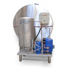Бойлер косвенного нагрева воды - Рекупиратор
