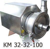 Центробежный насос молочный КМ 32-32-100
