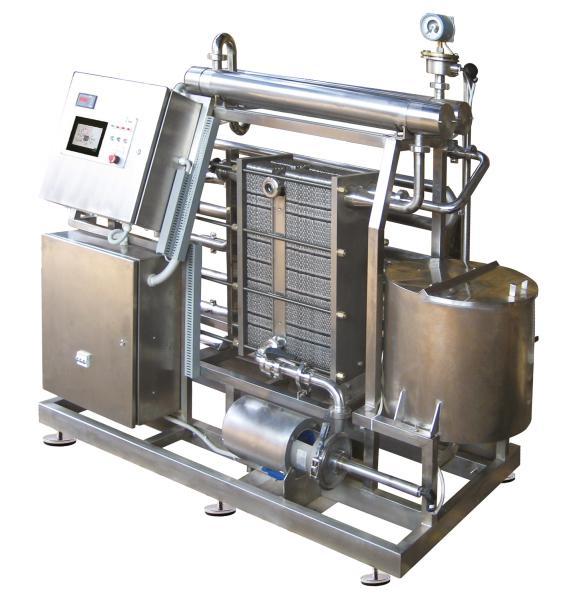 Электропастеризатор с инфракрасным нагревом серии А1– ОПЭ - для молока, соков, вин