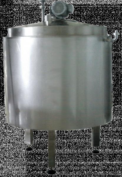 Емкостное оборудование тип ЕТ - для хранения молока