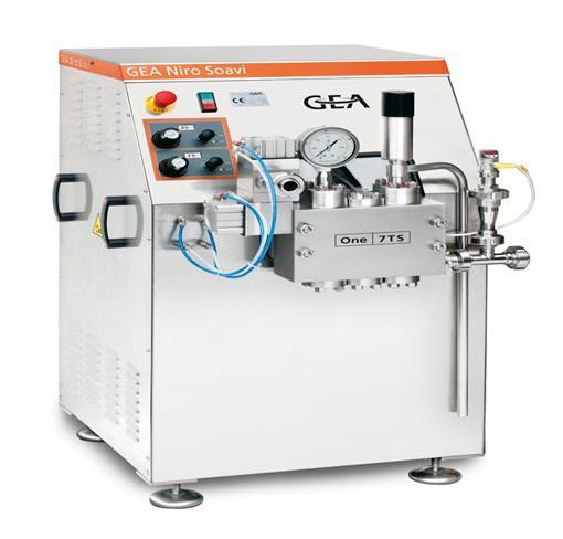 Гомогенизатор молочных продуктов ONE 7TS - высокого давления