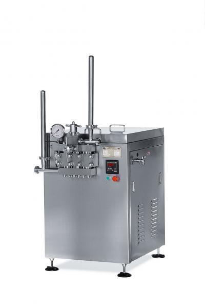 Гомогенизатор плунжерный 500 литров в час