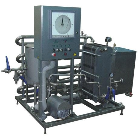 Комплект оборудования - для пастеризации молока 013-3000