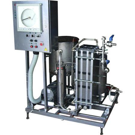 Комплект оборудования - для пастеризации молока 013-500