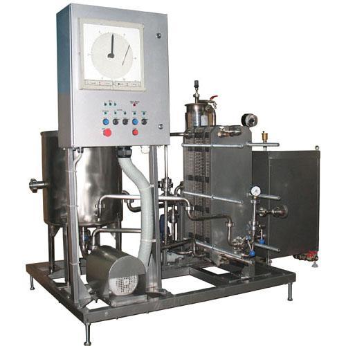 Комплект оборудования - для пастеризации молока, сливок, соков 013-2000