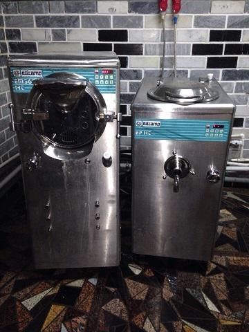 Комплект оборудования - производства мороженного Elframo