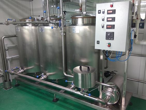 Комплекты переработки молока - производительностью 500, 1000, 1500, 2000 л/сутки