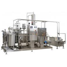 Линия для производства кисломолочных продуктов и производственных заквасок