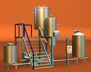 Линия для производства молока сгущенного - с сахаром из цельного молока,1000 л/смену