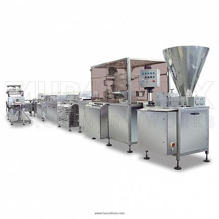 Линия для производства творожных глазированных сырков ЛГС 6000