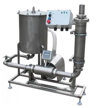Мини завод для переработки молока и сметаны ИПКС-0100 Фермер-Профи, 500 л/сутки