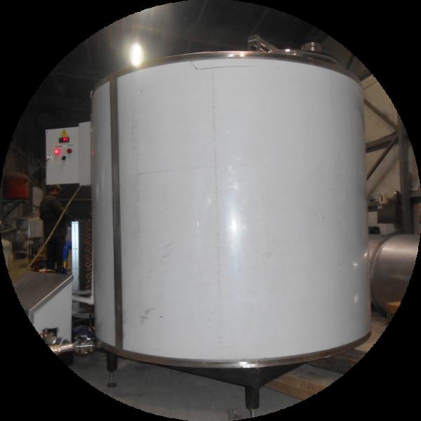 Молокоохладитель М4-2500 3Д