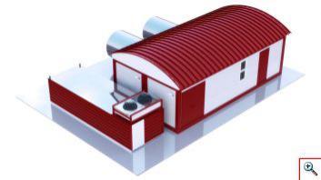 Молокоприемный пункт - с системой лед-вода или c молоко охладителем типа МОУ