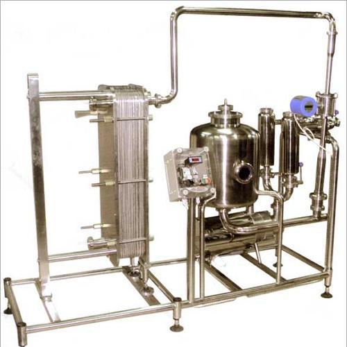 Оборудование для приемки молока производительностью - от 5000 до 50000 л/час