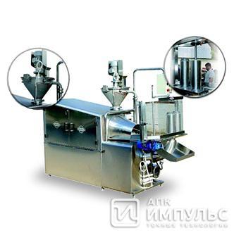Оборудование для - производства сыра Чеддер Nikos