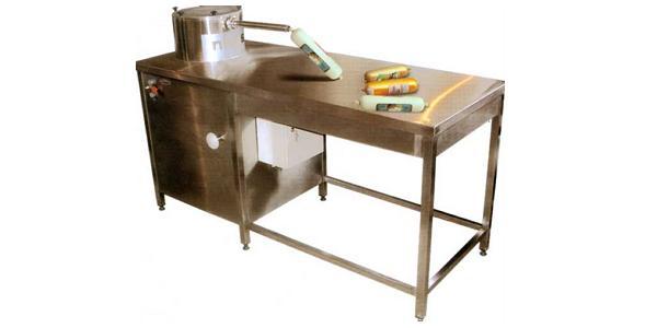 Оборудования для производства плавленого сыра - с фасовкой в полиэтиленовый рукав