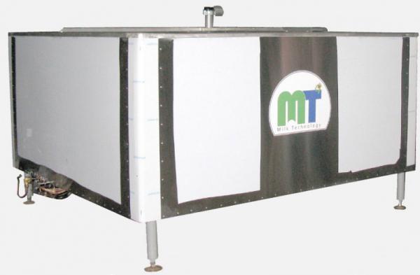 Охладитель молока ColdPool горизонтальный