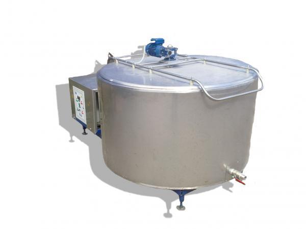 Охладитель молока ColdPool - вертикальный