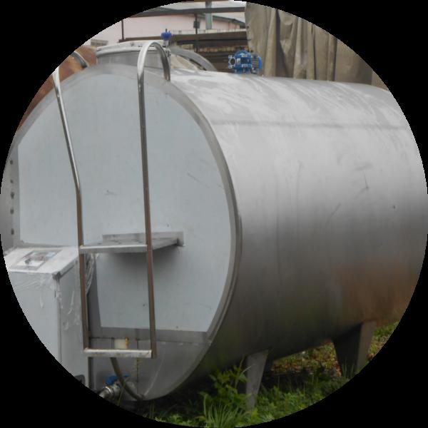 Охладитель молока M3-1000