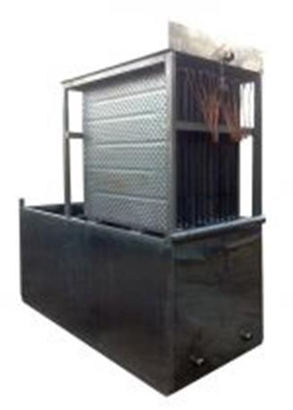 Охладитель молока П31-68 проточный, непрерывный, 25000 л
