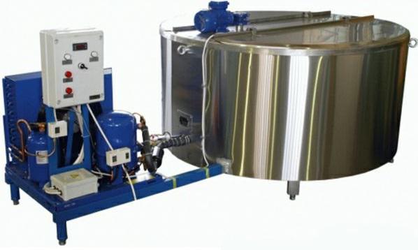 Охладитель молока УНОМЗ -8000