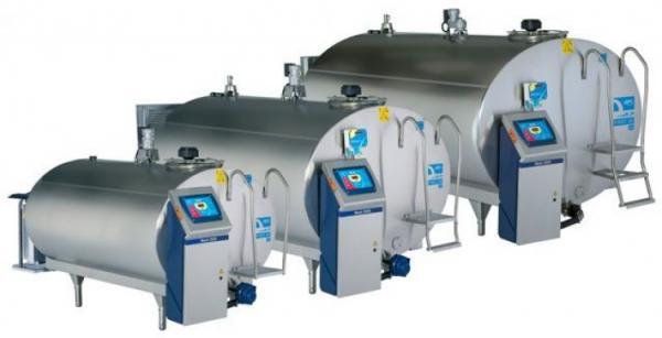 Охладитель молока - (холодильный агрегат) Serap (Франция)