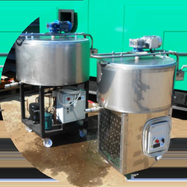 Охладитель молока - на 100 л M1-100